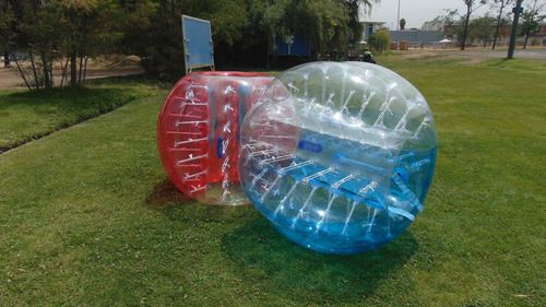 bumper balls entretenimiento para cumpleaños y eventos.