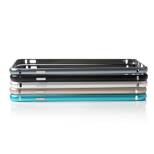 bumper capa alumínio iphone 6 plus | 6s plus + película