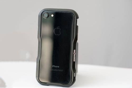 bumper case de aluminio venom armor para apple iphone 7 / 8