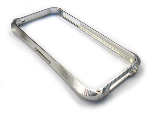 bumper funda aluminio deff cleave japan-iphone 4