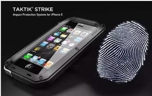3d14843b965 Bumper Funda Survivor iPhone 8,8+ 7 / 7 Plus / 6 /6+ Lunatik ...