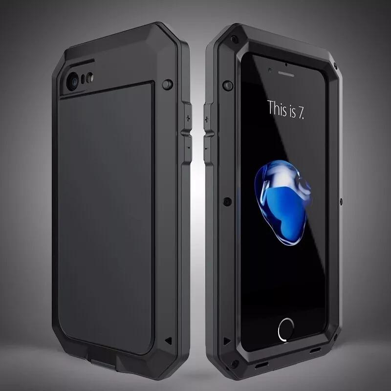 179390aff17 Bumper Funda Survivor iPhone 8,8+ 7 / 7 Plus / 6 /6+ Lunatik - $ 550.00 en  Mercado Libre