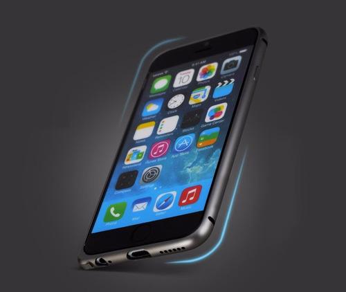 bumper metal aluminio iphone 6 6s y plus super oferta