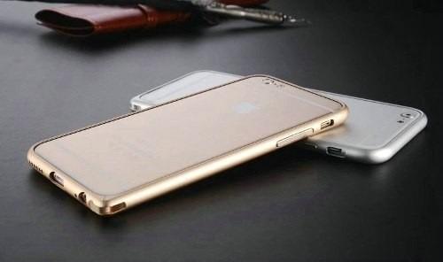 bumper metalico iphone 4 5 6 6 plus varios colores