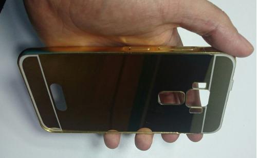 bumper protector aluminio asus zenfone 3 ze520kl de 5,2