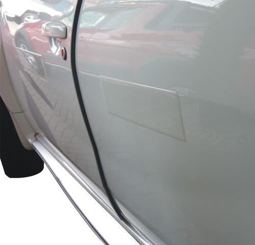 bumper protetor lateral porta transparente universal 8,0cm