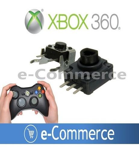 bumper rb rt lb lt control xbox 360 gatillo botones palanca