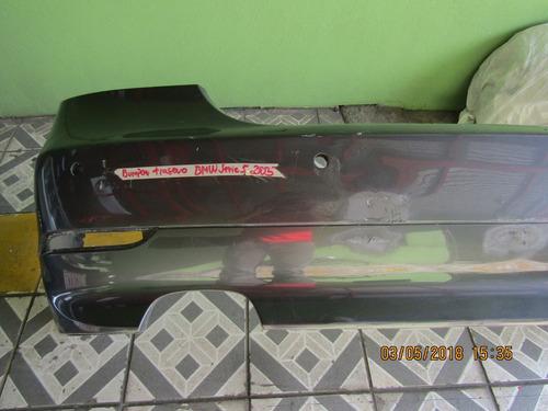 bumper trasero  bmw serie 5 2005