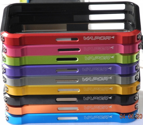 bumpers metalico galaxy s4