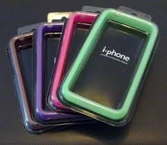 bumpers silicona iphone 5