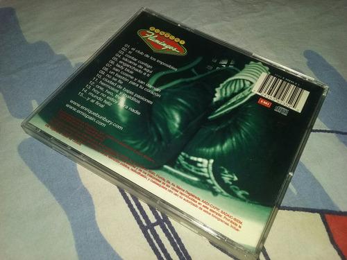 bunbury flamingos cd ( héroes del silencio )