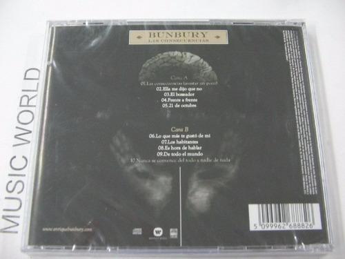 bunbury las consecuencias cd disponible!