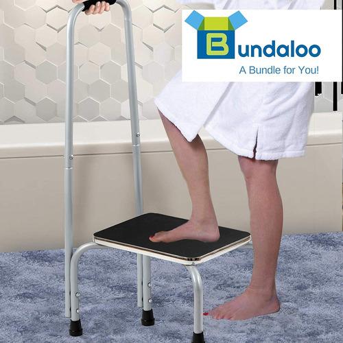 bundaloo soporte paso de heces | mejor pie de heces para cam