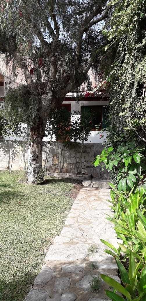 bungalow amoblado y equipado en cieneguilla