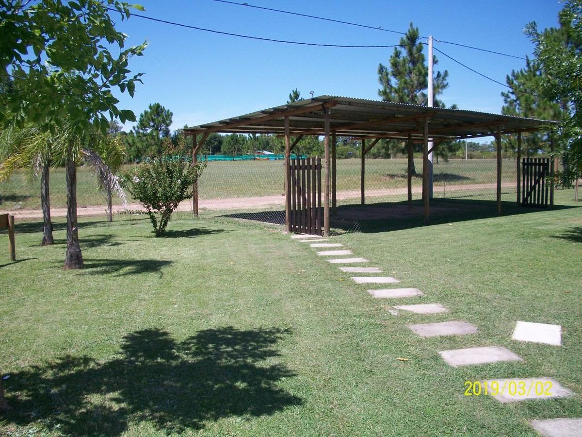 bungalows: el rincón  de pueblo belgrano - gualeguaychú