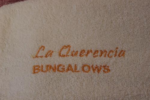 bungalows  la querencia (descuento viajantes o empresas )