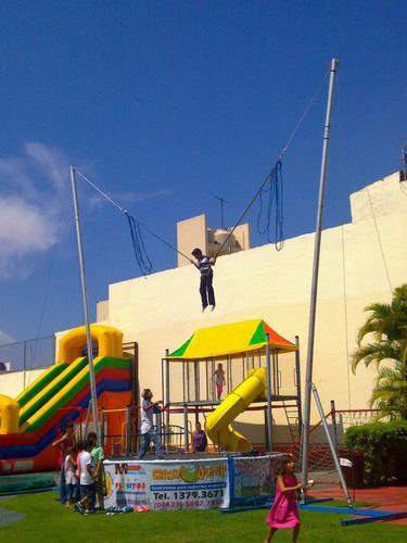 bungy jump / crazy jump