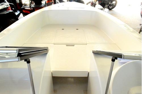 bunker 630 xl, un trucker ideal para la pesca