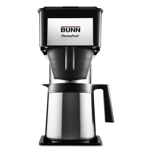 bunn bt velocity brew-10 copa térmica jarra de café inicio