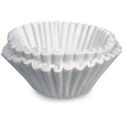 bunn filtros de café, 10/12-cup size, 100 filtros / paquete
