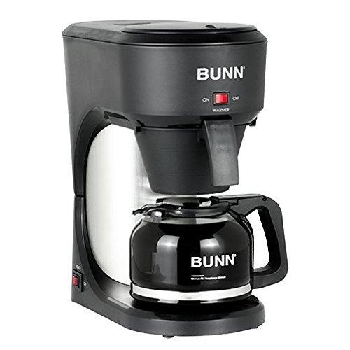 bunn speed ¿¿brew 10-cup home coffee brewer