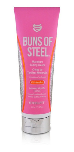 buns of steel 8 oz crema fit definicion musculo abdomen