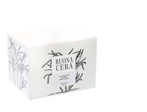 buona cera - cera depilatoria de azúcar 100% natural