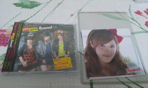 buono! album - we are buono! edição limitada morning musume