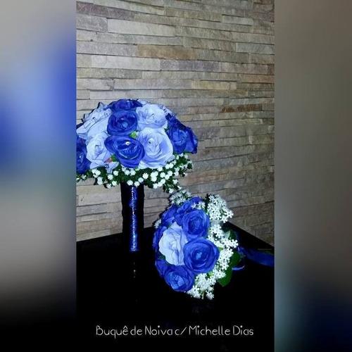 buquê de noiva (flores artificiais)