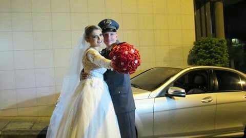 buquê de noiva vermelho marsala tendencia 2018