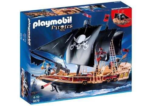 buque corsario playmobil r3296
