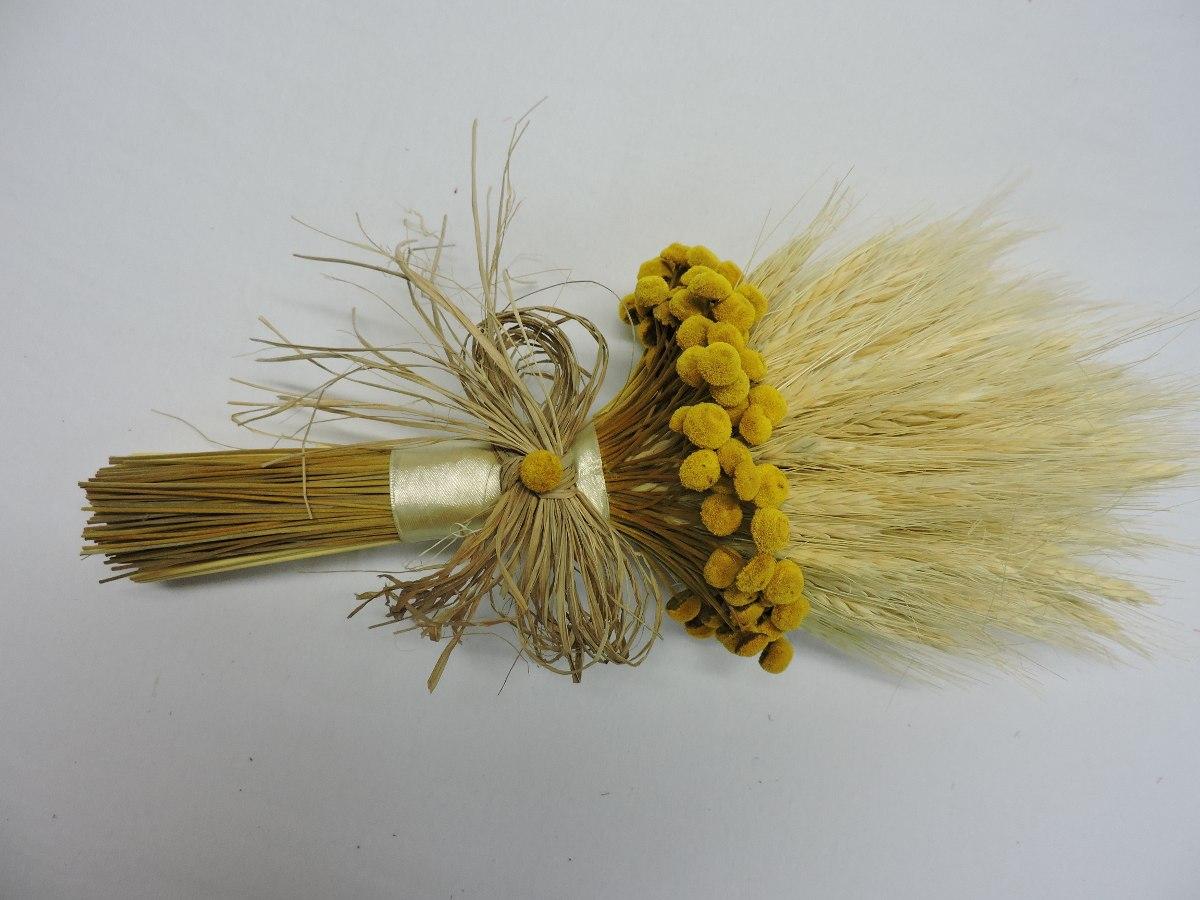 Enfeite De Trigo ~ Buque Trigo Seco Natural Noiva Bouquet R$ 98,00 em Mercado Livre