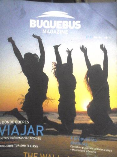 buquebus magazine - #51 - marzo/abril