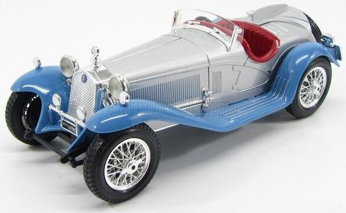 burago - alfa romeo 2300 spider (1932) - escala 1:18 - metal
