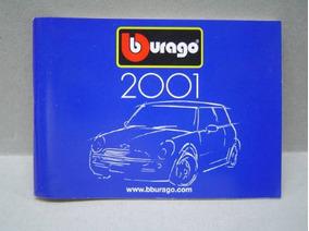 Bburago 1997 catálogo Print código Catalogue Catalog catalogo Burago brochure