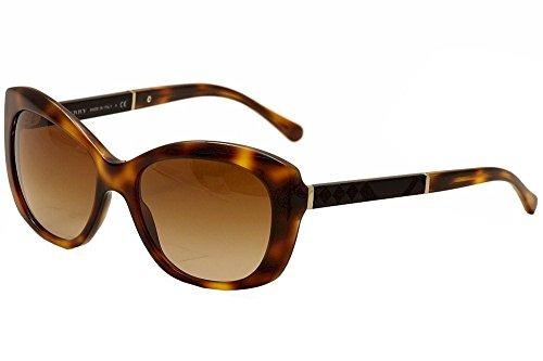 efa950550f Burberry Gafas De Sol Be4164 Para Mujer Light Havana Brown ...