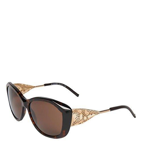 a35b5e5c38 Burberry Gafas De Sol Be4208q Para Mujer Dark Havana ...