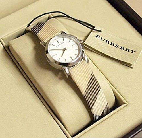 burberry heritage luxury womens unisex watch nova check fabr