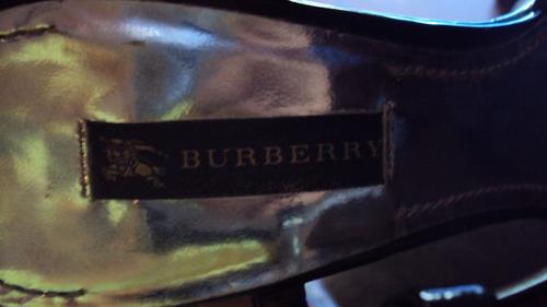 burberry, preciosas zapatillas originales 5 remato