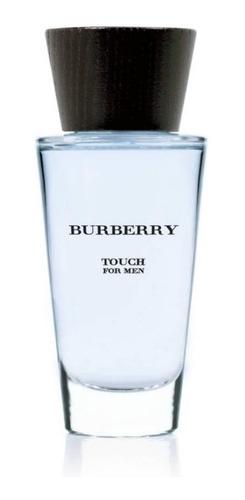 burberry touch 100 ml eau de toilette spr de burberry