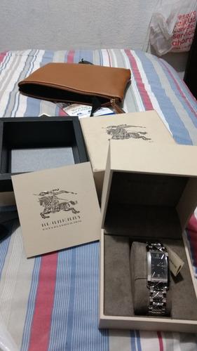 burberry unisex reloj