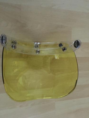 burbuja casco biltwell