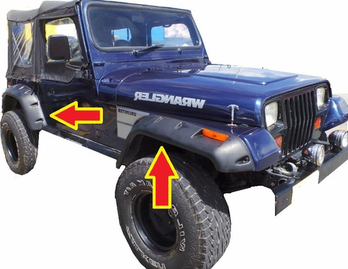 burbujas jeep willys campero repuestos ampliaciones cj5 6 7j