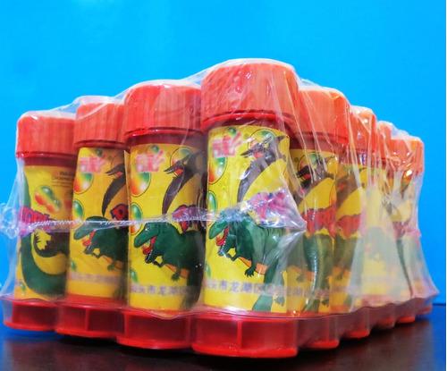 burbujas niños - sorpresas cumpleaños piñatas - pack de 24