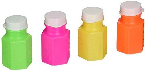 burbujas: tamaño de 0,6 oz: 24 colores por unidad varían