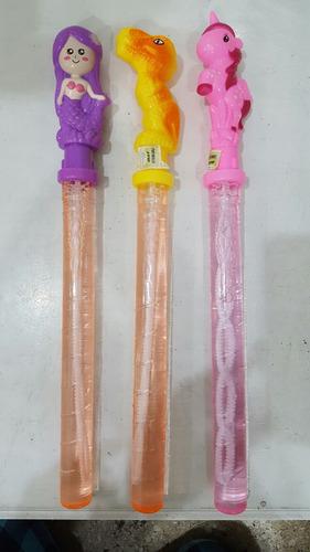 burbujero espada sirena dinosaurio unicornio pumy july toys