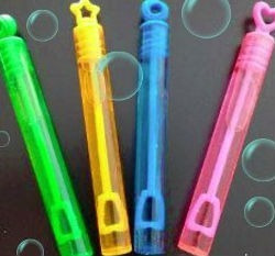 burbujero gel mini caja 48 pzs + 40 pelotas luminosas led