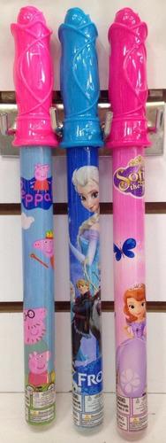 burbujero sorpresas para niñas decoración fiesta piñata x12