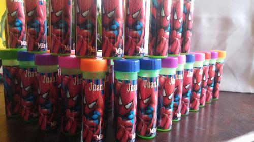 burbujeros personalizados foto full colors !!! pack por 10