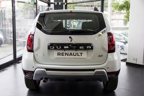 burdoes   renault duster ph2 expression 1.6 4x2 (k) 1